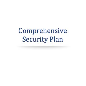 Cannabis Security Plan Template