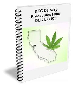 DCC Cannabis Retail Delivery Procedures