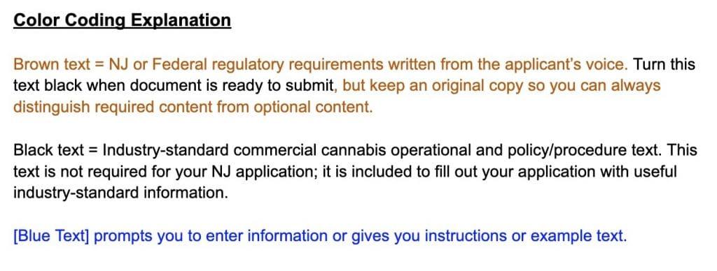 NJ Marijuana Extraction License