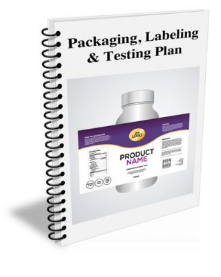 PackagingLabelingTestingPlan