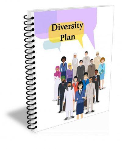 diversity plan template