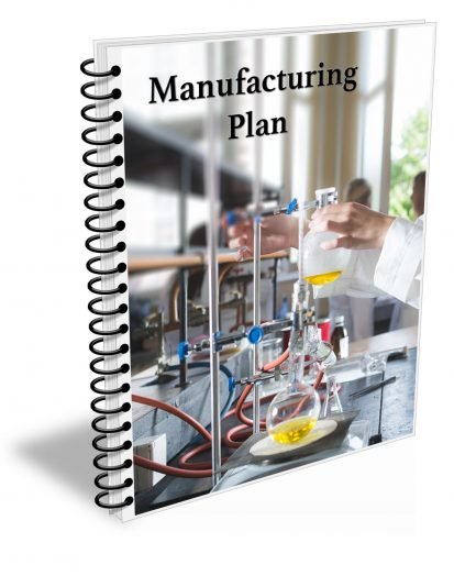 Cannabis Manufacturing Plan