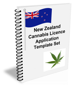 New Zealand Cannabis Licence Application