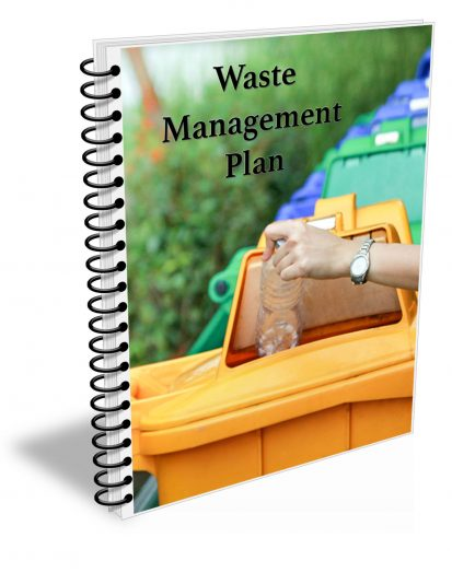 Cannabis Waste Management Plan